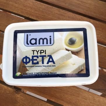 Feta cheese P.D.O. L'ami 2 kg