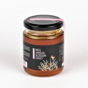 320 gr Griekse Bonum Terrae Bloemen Honing