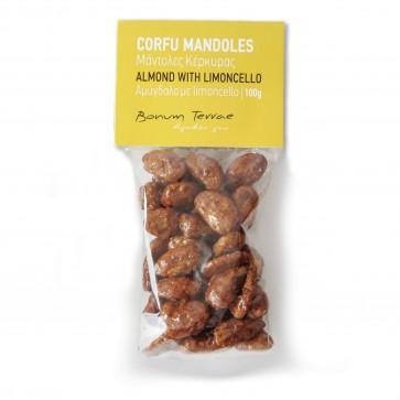 100gr Mandoles - Almond with limoncello