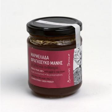 Handmade 100% natural prickle pear 250gr jam