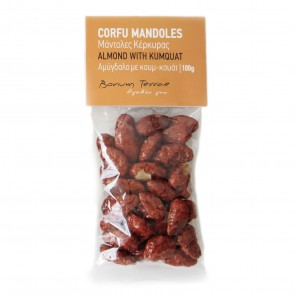 100gr Mandoles - Almond with kum-quat