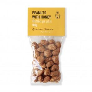 100gr Caramelised Peanuts with honey