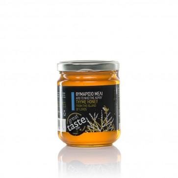 Miel de tomillo de la Isla de Leros Bonum Terrae 250 gr
