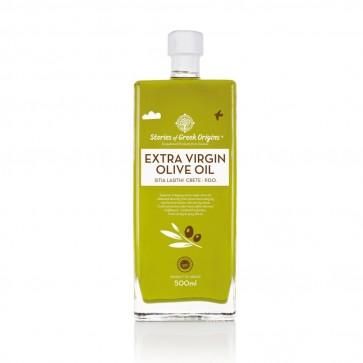 Aceite de oliva virgen extra  Sitia Lasithi Crete - DOP 500 ml