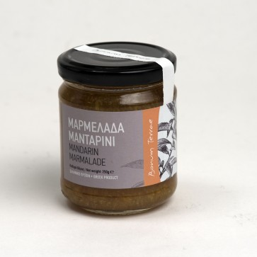 Mermelada de mandarina Bonum Terrae 250 gr