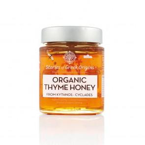 Miel orgánica de tomillo SOGO 420 gr