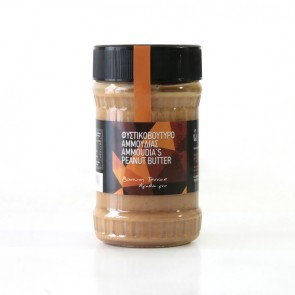 Crema natural de cacahuates Bonum Terrae 300 gr