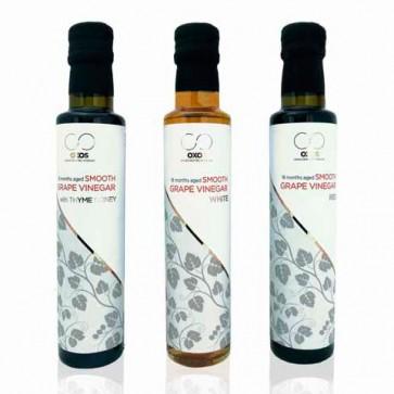 Vinaigre balsamique blanc Oxos 250 ml