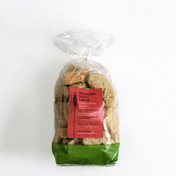 Biscottes de type de Kithira avec l'hule d'olivre Bonum Terrae 400 gr