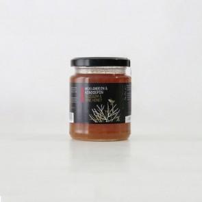 Miel de fleurs et pin Bonum Terrae 320 gr