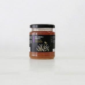Miel de fleurs et thym grec Bonum Terrae 320 gr