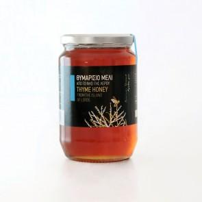 Miel de Thym de l'île de Leros Bonum Terrae 950 gr