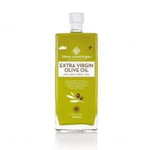 Huile d'olive vierge extra Sitía Lassithi Crète AOC SOGO 500 ml