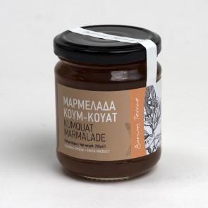 Marmelade au Kumquat Bonum Terrae 230 gr