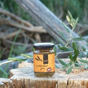 Confiture d'olive saveur originale EVO3 156 gr