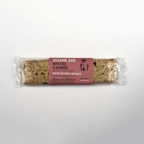 Barres de sésame aux figues et amandes Bonum Terrae 90 gr